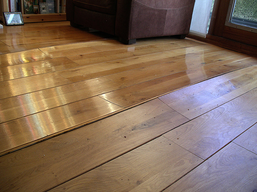 Floor repair and restoration done right carpet for Hardwood floors repair
