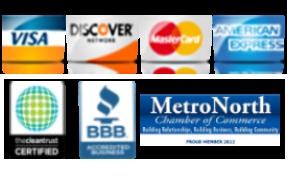 Minneapolis Water Damage Credit Cards