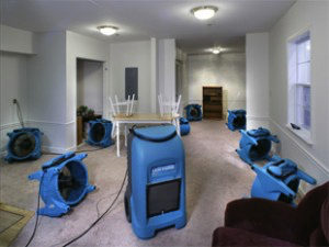 Water Damage Columbia Heights MN