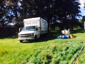 water cleanup Roseville MN